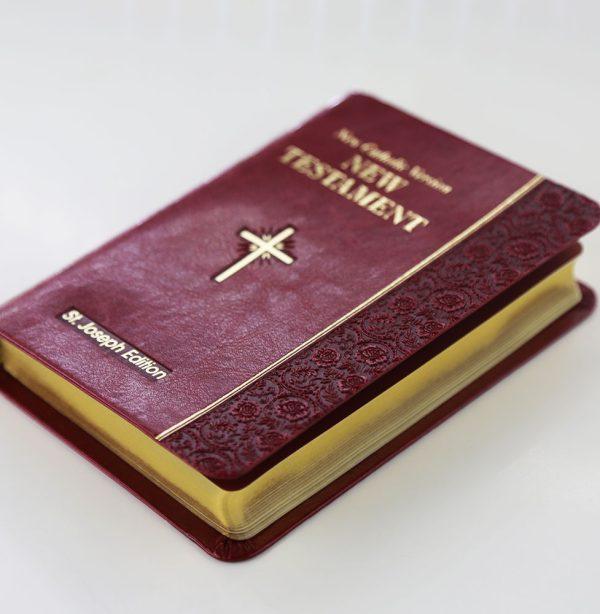 St. Joseph NCV New Testament (Vest Pocket)-1104