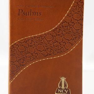 The Psalms: New Catholic Version-0