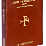St. Joseph NCV New Testament Vest PO-0