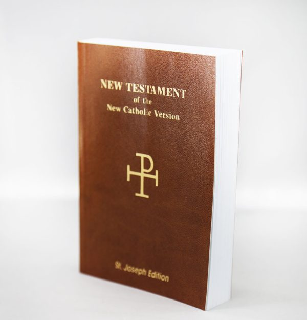 St. Joseph NCV New Testament Vest PO-1113