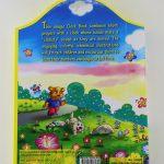 Time To Pray Clock Book -1116