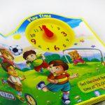 Time To Pray Clock Book -1117