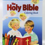 The Holy Bible Coloring book-0