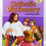 Catholic Dictionary colouring Book-0