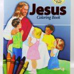 Jesus Coloring book-0