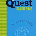 Youth Quest Study Bible-0