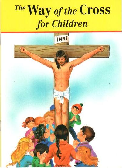 The Way of the Cross for Children-0
