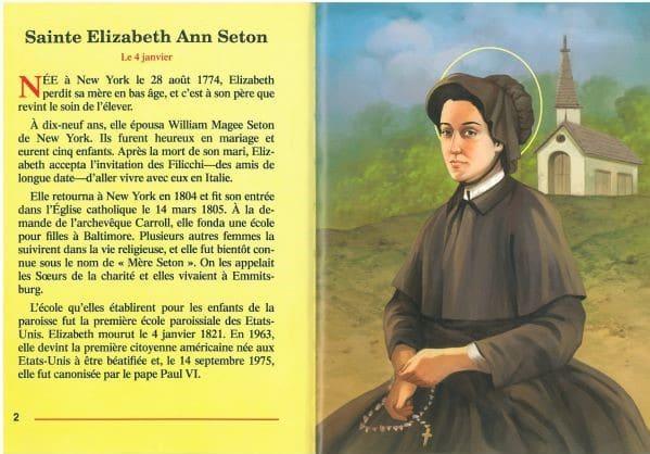 le livre des saints.tome1