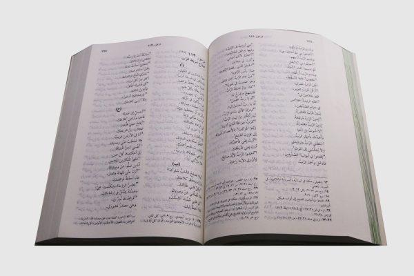 Refugee Bible الكتاب المقدس، في الطريق ... من الوطن الى الغربة with DC-5707