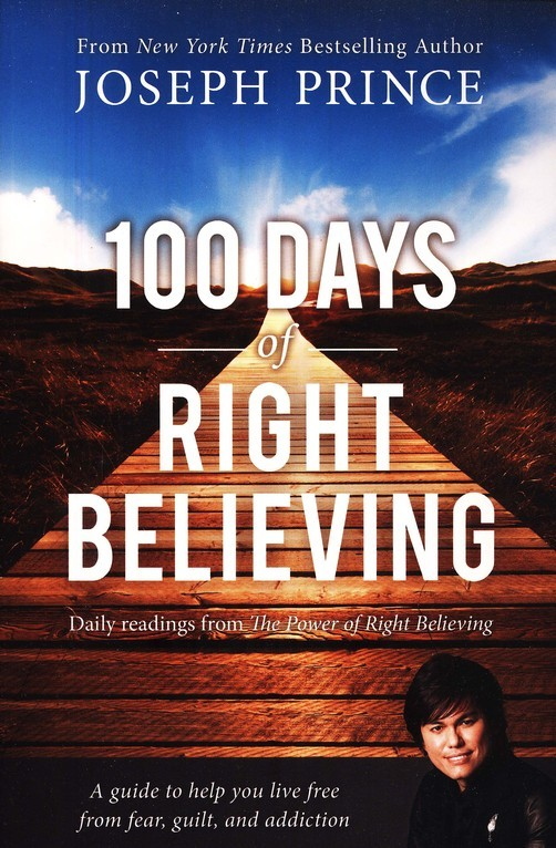100 DAYS OF RIGHT BELIEVING-0