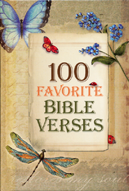 100 FAVORITE BIBLE VERSES-0