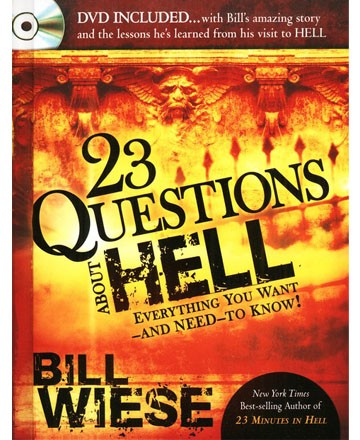 23 QUESTIONS ABOUT HELL WITH DVD-0
