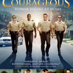 COURAGEOUS DVD-0