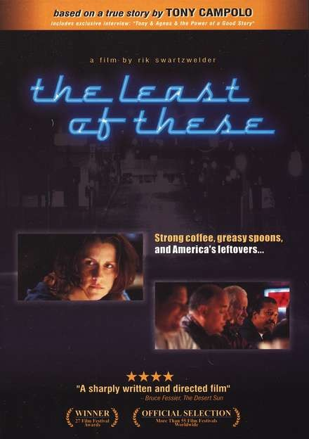 THE LEAST OF THESE DVD-0