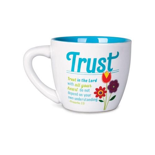 TRUST HAPPY CERAMIC MUG-0