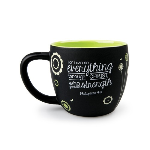 Ceramic Mug-Joy Blossoms-Strength-0