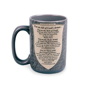 Ceramic Mug-Armor of God-0