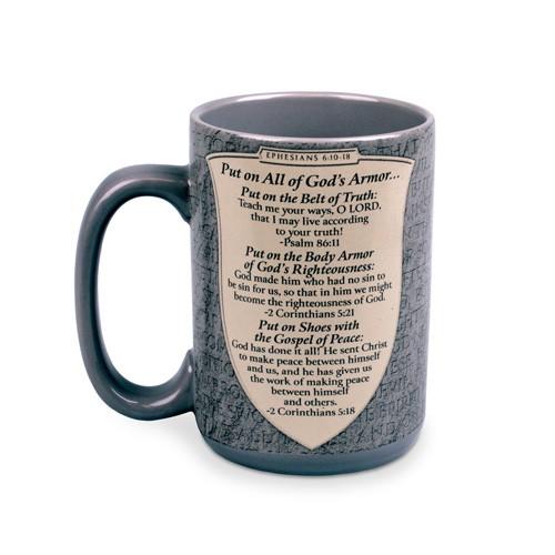 Ceramic Mug-Armor of God-0