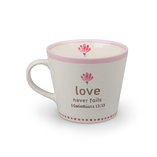 LOVE STATEMENTS CERAMIC MUG-0