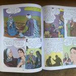 BP 27- ARABIC COMIC BOOK BIBLE OPEN 2