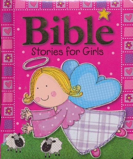 BIBLE STORIES FOR GIRLS-0