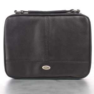 Black Two-Fold Organizer (Small)-0