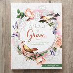 Coloring Book A Garland of Grace-0