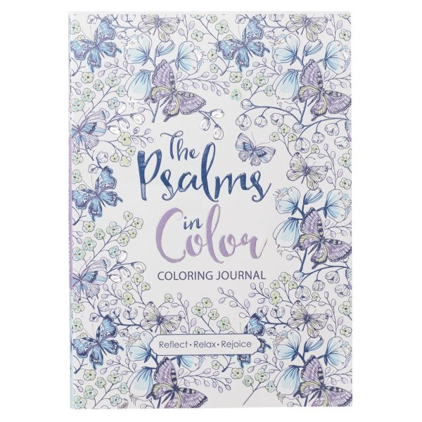 Coloring Journal Psalms in Color-0