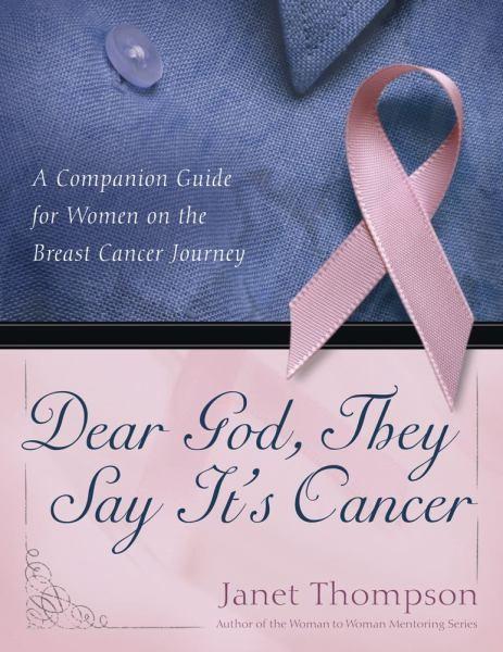 DEAR GOD THEY SAY IT'S CANCER-0