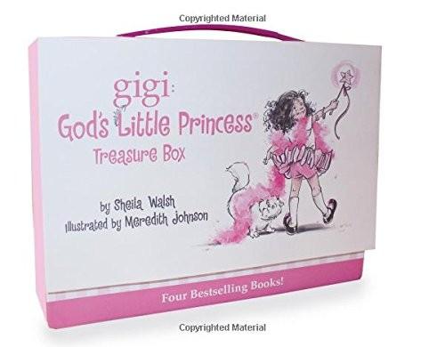 GIGI GOD'S LITTLE PRINCESS TREASURE BOX-0