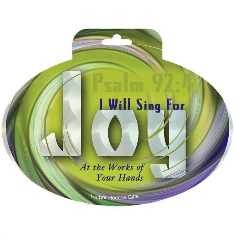 I WILL SING JOY HOLOGRAPH SM-0