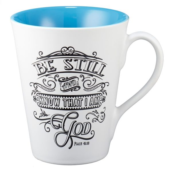 Mug Be Still And Know That I Am God-0