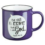 Mug Be Still & Know Ps 46:10-0