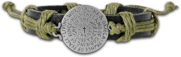 NAMES OF JESUS GUY'S BRACELET-0