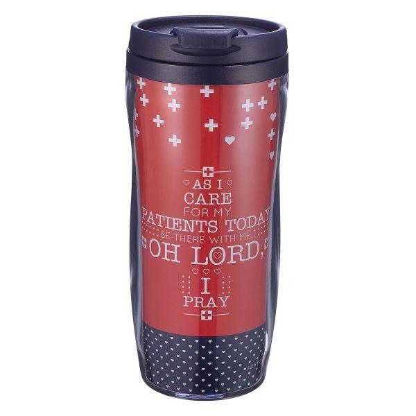 Travel Mug Polymer As I Care-0