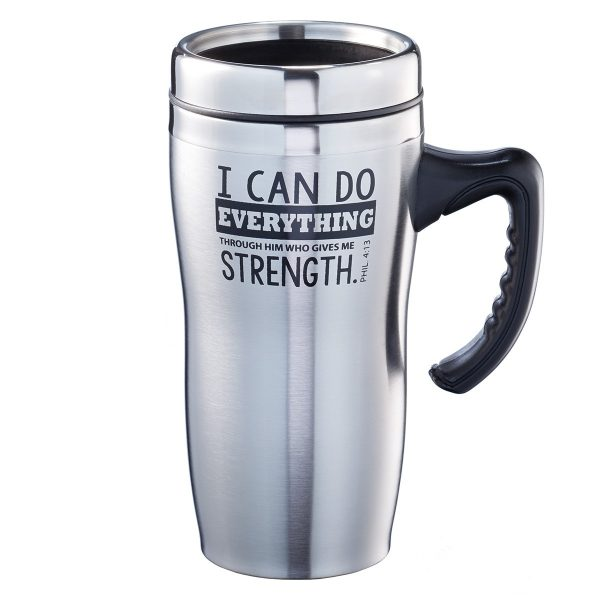 Travel Mug SS I Can Do Everything-0