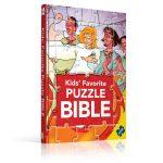 Kids Favorite Puzzle Bible-0