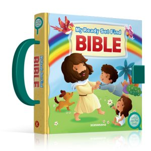 My Ready-Set-Find Bible with handle-0