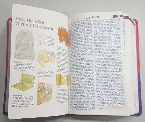 Kids Study Bible with DC-5412