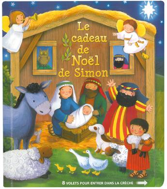 Le cadeau de Noël de Simon-0