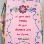 Your words are true-Bible Cover-0