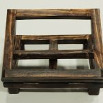 Wooden Bible Stand-5478