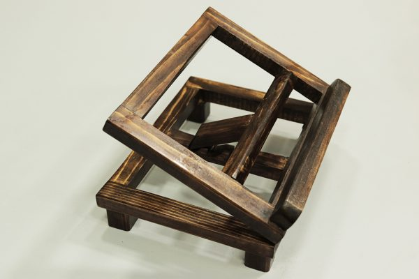 Wooden Bible Stand-5480