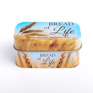 101 Promise Cards in Tin Bread of Life-0