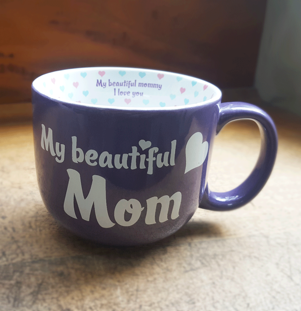 My beautiful Mom Mug-0