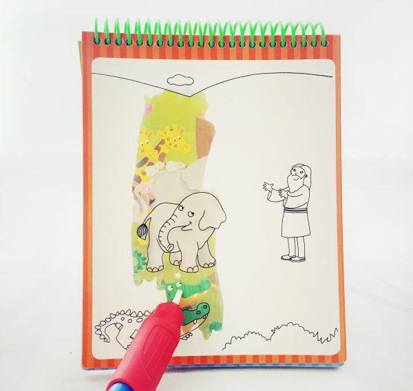 Noah's Ark - Water doodle book-5573