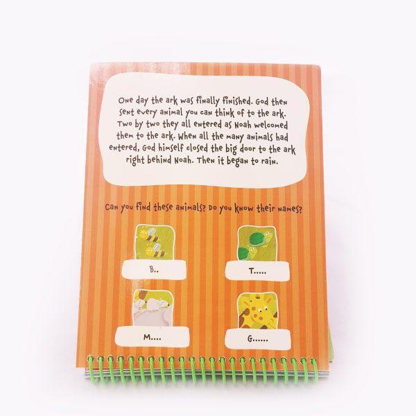 Noah's Ark - Water doodle book-5575