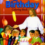 MY BIRTHDAY COLORING BOOK 693-0