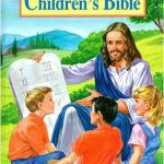 Illustrated Children's Bible-0