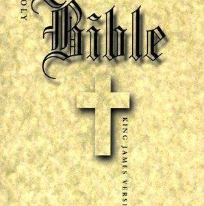 Holy Bible, King James Version-0